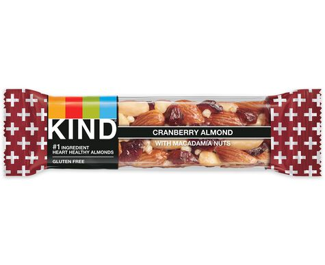 cranberry almond with macadamia nuts