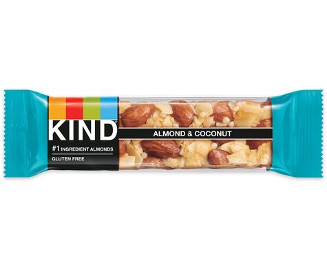 almond & coconut