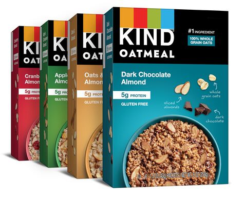 KIND Oatmeal Variety Pack