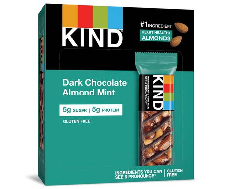 Dark Chocolate Almond Mint