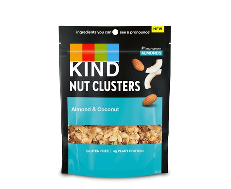 Almond & Coconut Nut Clusters