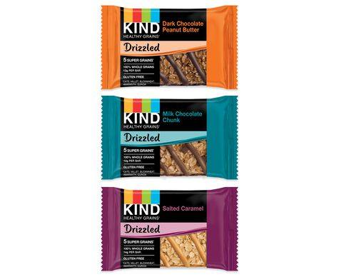 Drizzled KIND Healthy Grains® Bars Variety Pack