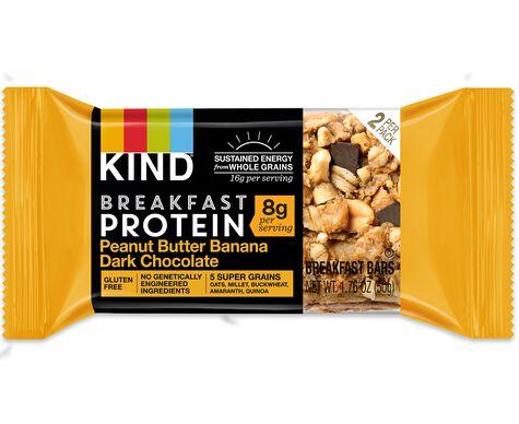 peanut butter banana dark chocolate protein