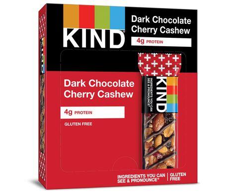 Dark Chocolate Cherry Cashew