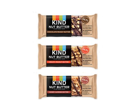 KIND® nut butter filled snack bars variety pack - 24 count