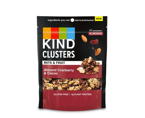 Almond Cranberry & Cacao Clusters