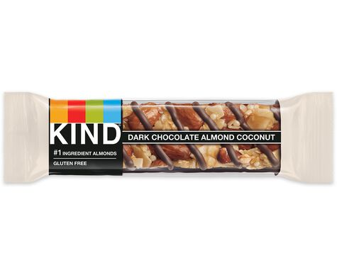 dark chocolate almond coconut