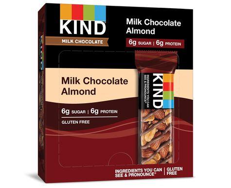 Milk Chocolate Almond