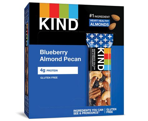 Blueberry Almond Pecan