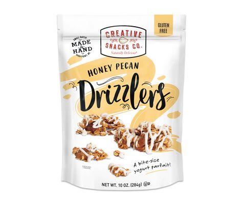 Honey Pecan Drizzlers