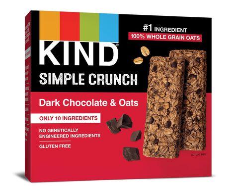 Dark Chocolate & Oats