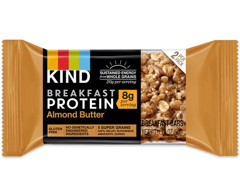 almond butter protein