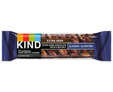 Extra Dark Chocolate Nuts & Sea Salt