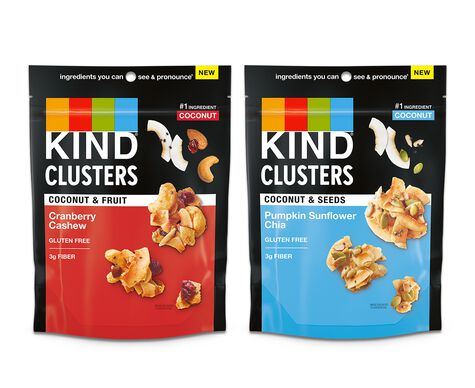 Coconut Clusters Variety Pack