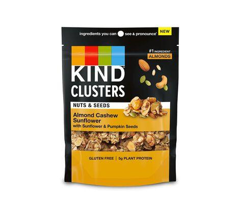 Almond Cashew Sunflower Clusters