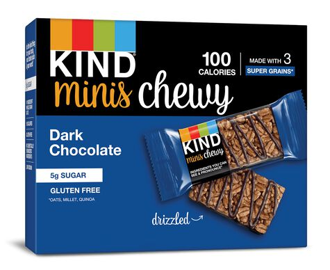Dark Chocolate Chewy Minis